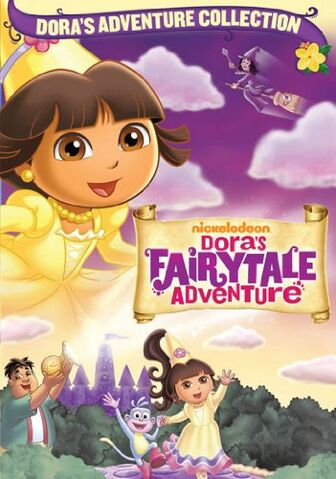 File:Dora the Explorer Dora's Fairytale Adventure DVD 2.jpg