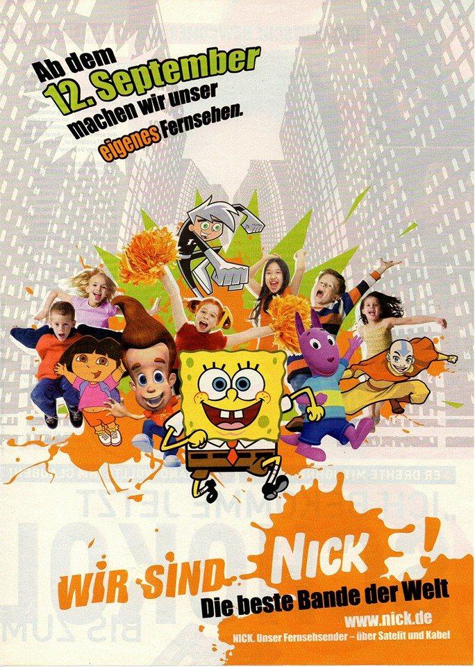 Nickelodeon Serien 2010