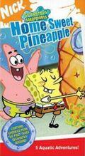 SpongebobVHS HomeSweetPineapple