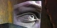 The Missing Eye of David