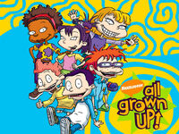 All Grown Up Wallpaper