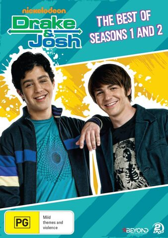 File:Drake & Josh Best of Seasons 1 and 2 DVD Australia.jpg