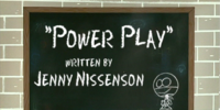 Power Play (ChalkZone)