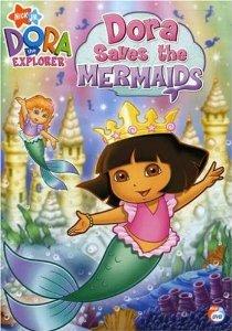 File:Dora the Explorer Dora Saves the Mermaids DVD 1.jpg
