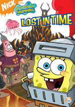 SpongeBob DVD - Lost In Time