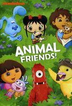 Animal Friends DVD