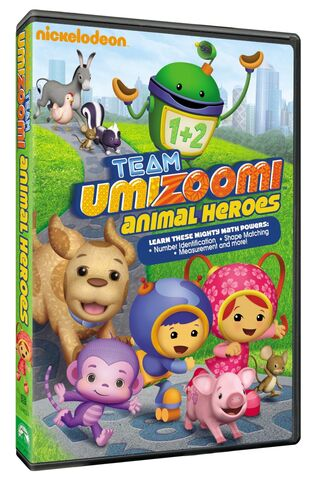 File:Team Umizoomi Animal Heroes DVD.jpg
