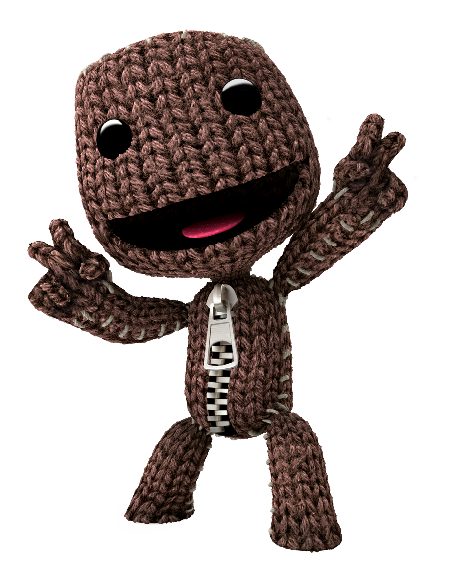 Image 1967640 Sackboy Happy Png Nickelodeon Fanon Wiki Shows Characters Games And More