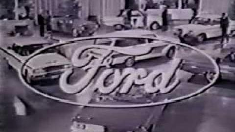 1963 Ford Commercial