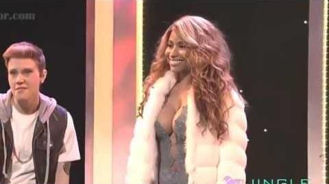 SNL Jingle Ballerz Nicki Minaj Beyonce