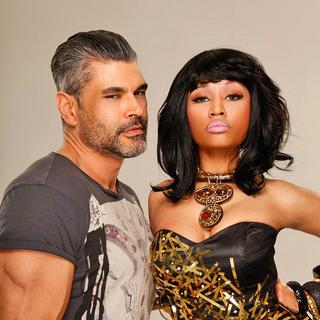 Mike Ruiz and Nicki Minaj