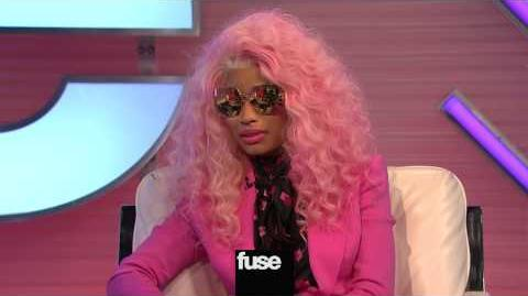 Nicki Minaj Plans for the Next Album