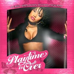 Playtime is Over cover