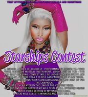 Starships Contest