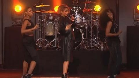 "Ciara Performs ""I'm Out"""