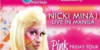 Nicki Minaj Live in Manila