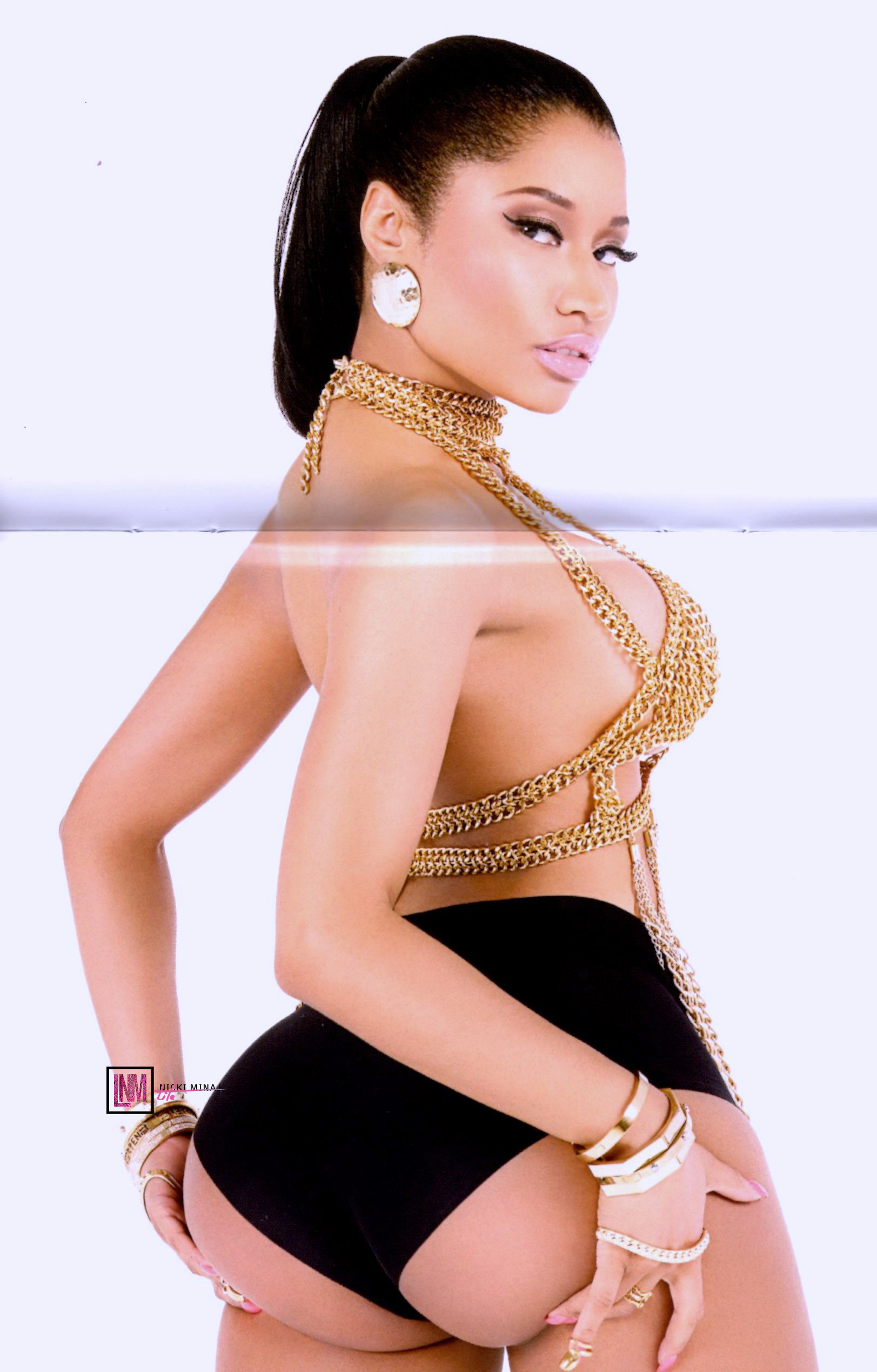 Nicki minaj xxx video