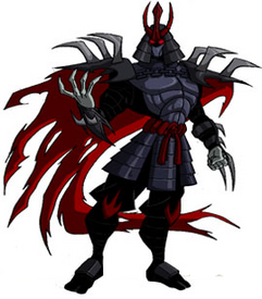 Demon shredder