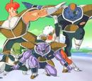 The Ginyu Squad