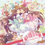 Nanahira Candy time