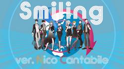 Smiling-ver Nico Cantabile