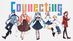 Connecting Vocaloid