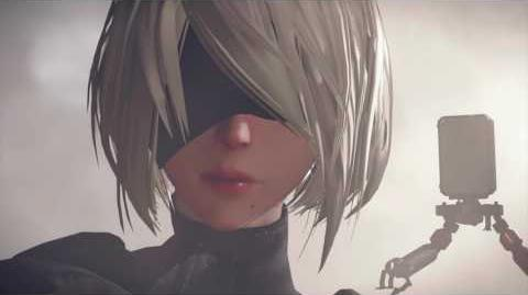 "NieR Automata – ""Glory to Mankind 119450310"""