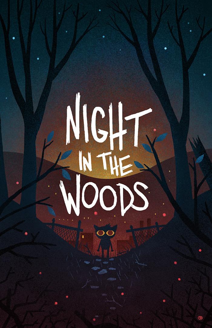 Bildergebnis für night in woods