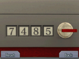 Red briefcase solution