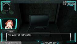 GAULEM Mistake