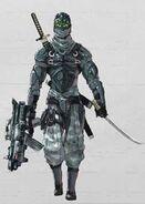 NG2 Art Enemy Ninja Tactical Melee