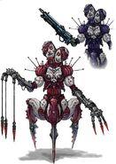 NG2 Art Enemy Marionnette Demon 1