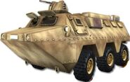 Enemy Soldier Vehicle 078