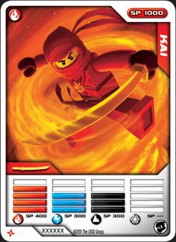 Kai Card