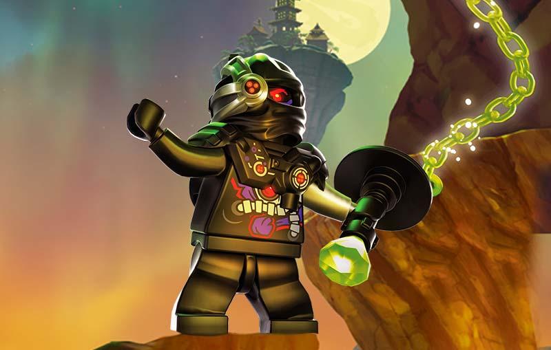 Cryptor Ninjago Wiki Fandom Powered By Wikia