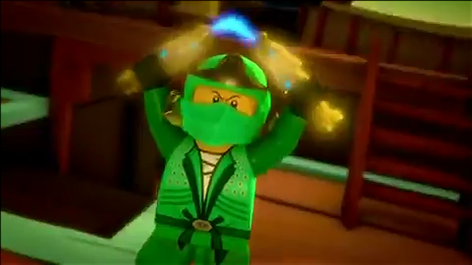 Ninjago Green Ninja Wallpaper 20:53 December 22 2011