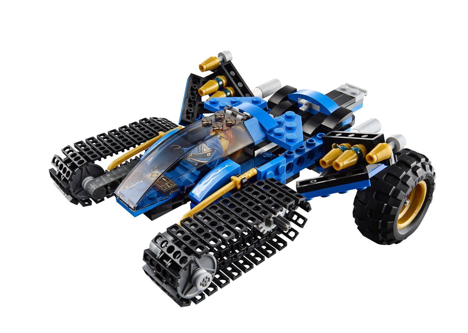 Ninjago Rebooted Vehicles