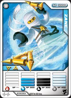 Zane Card
