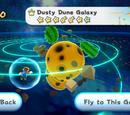 Dusty Dune Galaxy