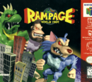 Rampage World Tour