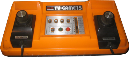 When was color TV invented?