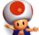 Toad (character)/gallery