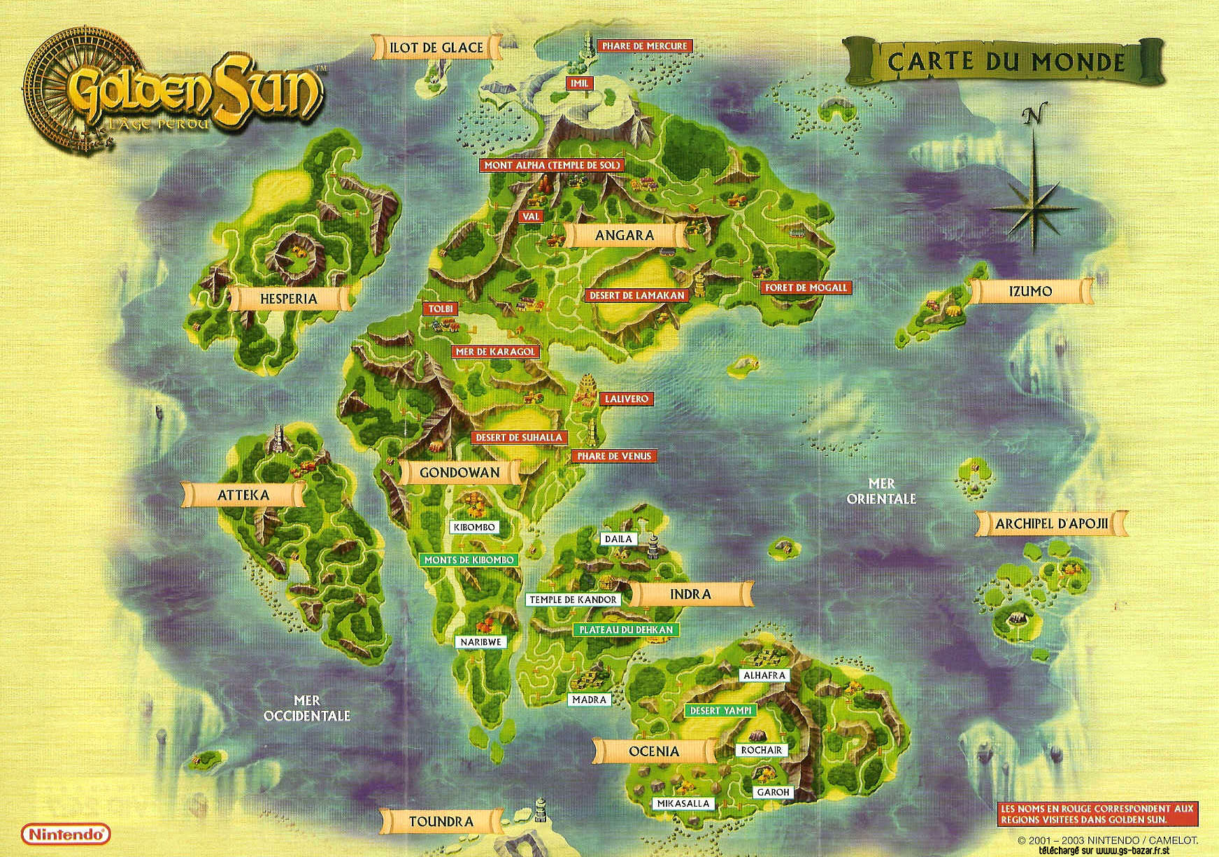 Niklas2.0: Remember Golden Sun: The Lost Age (1)