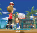 Basketball (Wii Sports Resort)