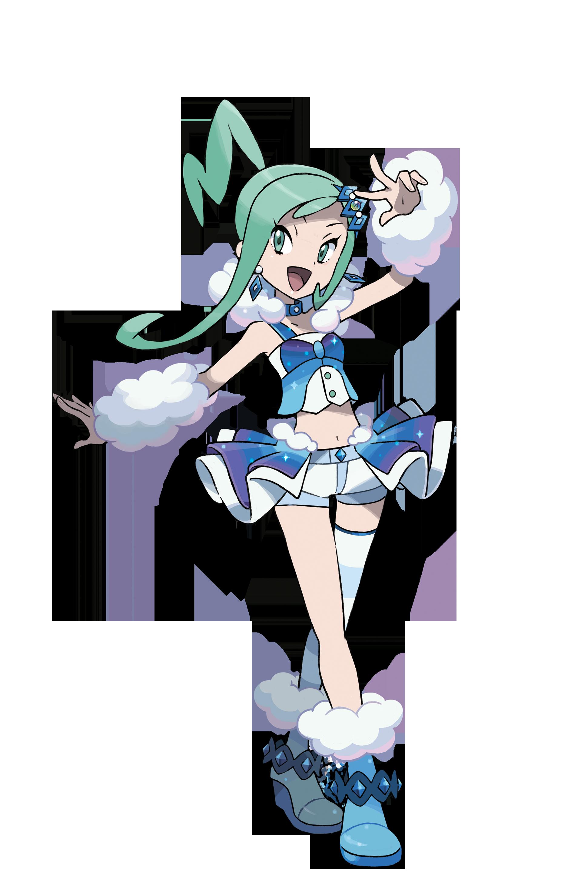 Lucia Pokemon