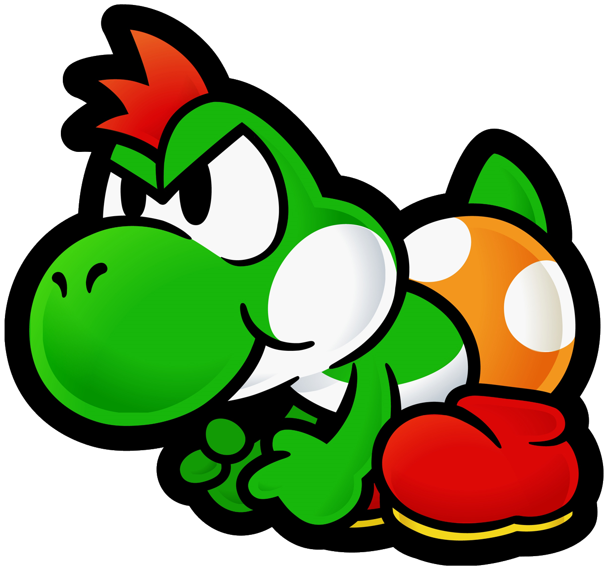 Paper mario coloring pages to print - Paper Mario Coloring Pages To Print 81