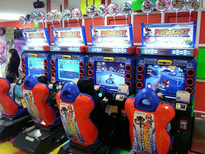 Wii U Arcade Machine : Mario kart arcade gp nintendo fandom powered by wikia