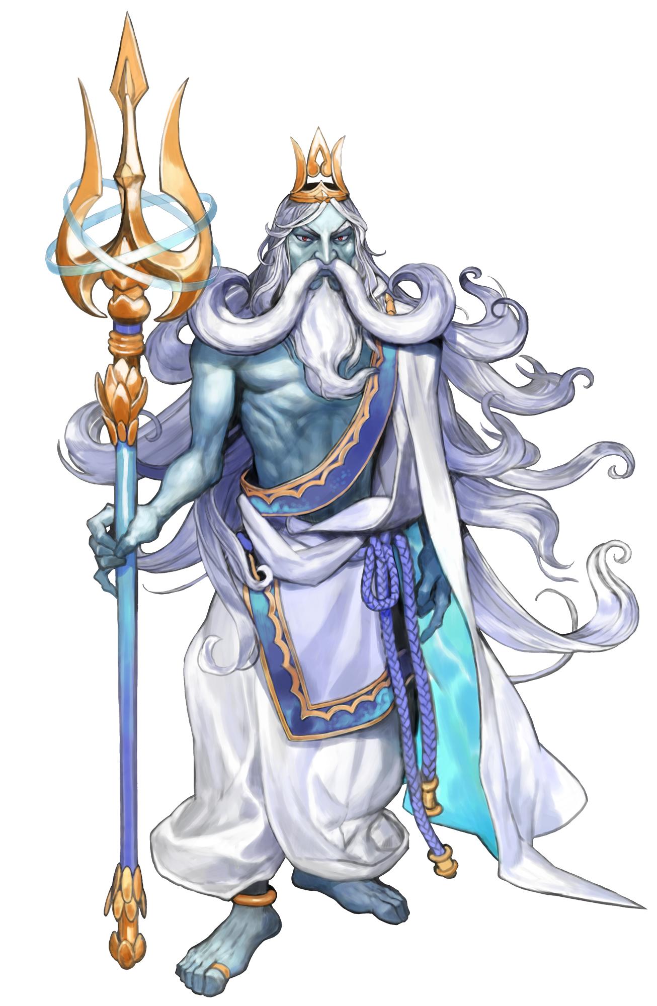 Poseidon | Nintendo | FANDOM powered by Wikia