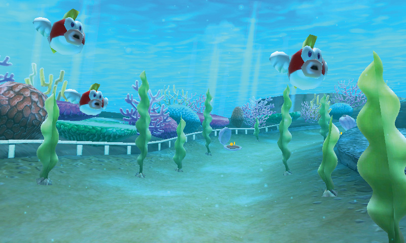 Cheep Cheep Lagoon Background - Mario Kart 7.pngFan Feed