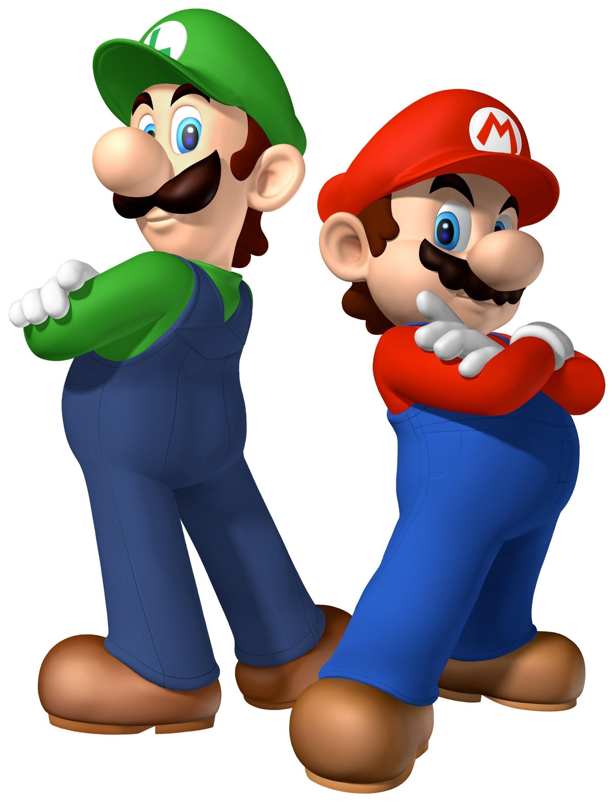 Super Mario Characters List
